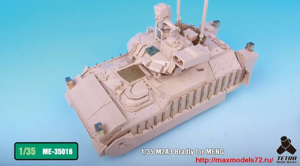 TetraME-35016   1/35 M2A3 Bradly for MENG (thumb33229)