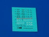 АМС 72024   РБК-500 ШОАБ-05 разовая  бомбовая кассета снаряженная шариковыми осколочными авиабомбами (в комплекте две кассеты). (attach4 37555)