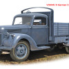 ACE72576   V3000S 3t German Cargo truck (early flatbed) (thumb38941)