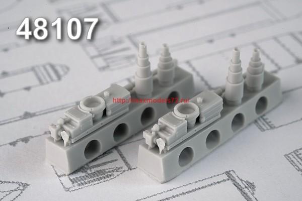АМС 48107   Гидравлический домкрат (10 тон) для снятия колес стоек шасси (в комплекте два домкрата) (thumb37393)