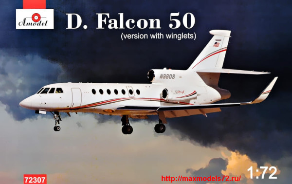 AMO72307   Dassault Falcon 50 (version with winglets) (thumb27908)