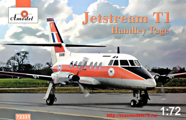 AMO72331   Jetstream T1 Handley Page (thumb27910)