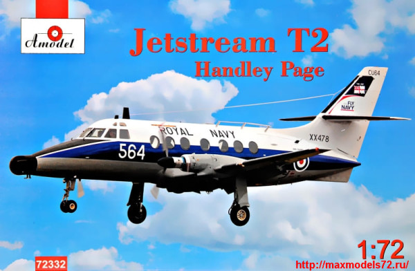 AMO72332   Jetstream T2 Handley Page (thumb27912)