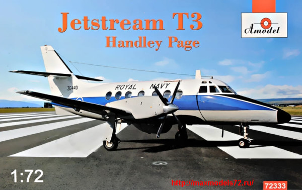 AMO72333   Jetstream T3 Handley Page (thumb27914)