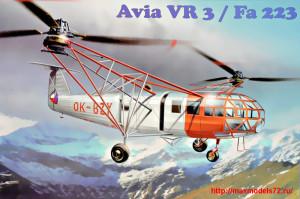 AMP72005   Avia Vr-3/Fa-223 (thumb27924)