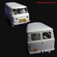 AMinA74   УАЗ 3962  Санитарный фургон    Medical van (attach1 27744)
