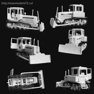 AMinA76   Трактор ДТ-75   Traktor DT-75 (attach3 30964)