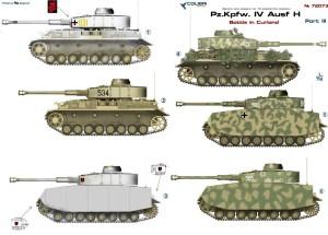 CD72073   Pz.Kpfw. IV Ausf. Н   Part II (thumb32441)