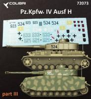 CD72073   Pz.Kpfw. IV Ausf. Н   Part II (attach2 32441)