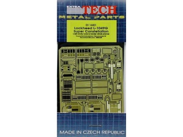 EX14401 LOCKHEED L-1049G (MINICRAFT) (thumb27999)