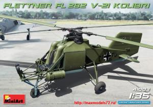 MA41003   Flettner Fl 282 V-21 Kolibri (thumb27973)