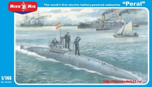 MMir144-021   Spanish submarine Peral (thumb27930)