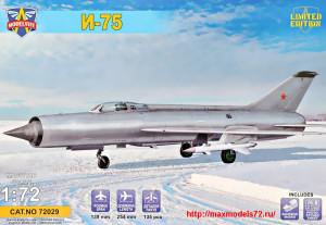 MSVIT72029   I-75 Advanced Soviet interceptor prototype (thumb27975)