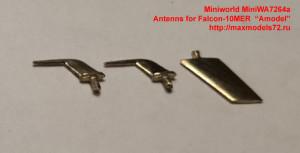 "MiniWA7264a   Antenns for Falcon-10MER  ""Amodel"" (thumb32393)"