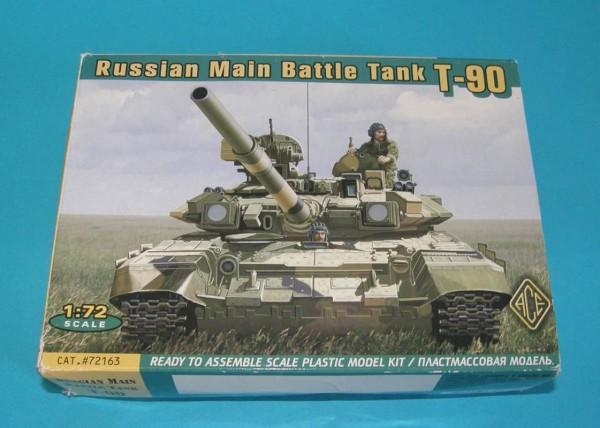 ACE72163   T-90 Основной Боевой Танк (thumb28603)