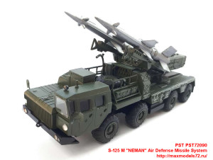 "PST72090   S-125 M ""NEMAN"" Air Defense Missile System (attach3 31220)"