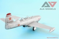 "AAM4802   Yak-23 DC ""Dubla Comanda"" training fighter (attach3 32542)"