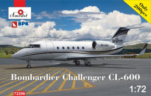 AMO72298   Bombardier Challenger CL-600 (thumb34347)