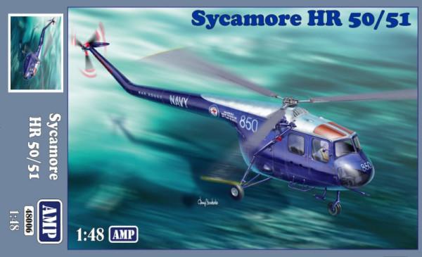 AMP48006   Bristol Sycamore HR 50/51 Australian (thumb34351)