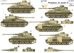 CD72071   Pz.Kpfw. IV Ausf. Н   Part I (thumb32433)