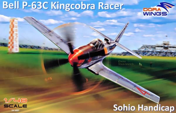 DW48007   Bell P-63C Kingcobra Racer (thumb34353)