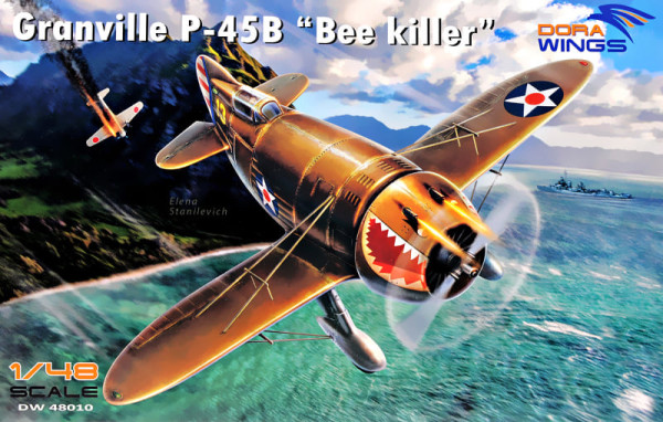DW48010   Granville P-45B Bee Killer (thumb34356)