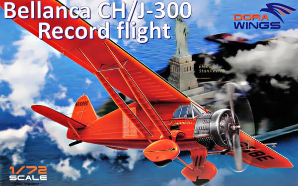 DW72001   Bellanca CH/J-300 Record flight (thumb34359)