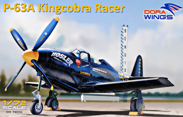 DW72010   Bell P-63A Kingcobra Racer (thumb34373)