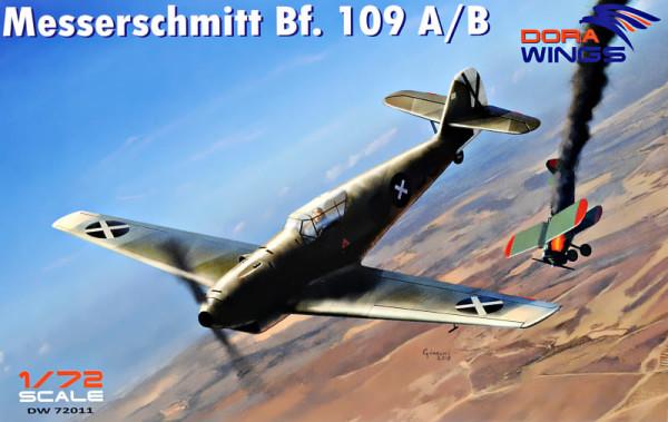 DW72011   Messerschmitt Bf.109 A/B (thumb34376)