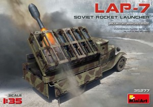MA35277   Soviet Rocket Launcher LAP-7 (thumb34408)
