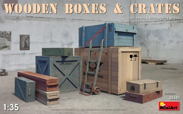 MA35581   Wooden Boxes & Crates (thumb34420)