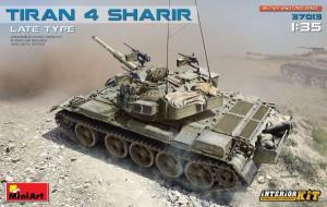 MA37013  Tiran 4 Sharir, late type. Interior kit (thumb34431)