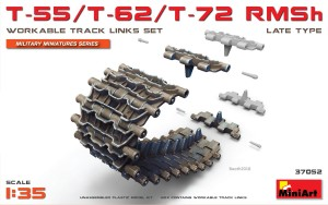 MA37052   T-55/T-62/T-72 RMSh workable track links set. Late type (thumb34458)