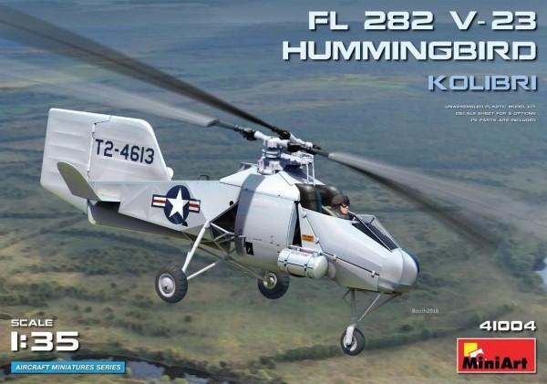 MA41004   Fl 282 V-23 Hummingbird (Kolibri) (thumb34474)