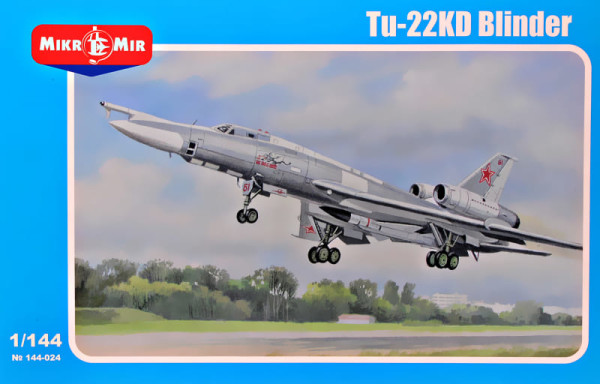 MM144-024   Tupolev Tu-22KD Blinder (thumb34379)