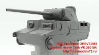 OKBV72069   German Heavy Tank VK.3601(H) (attach5 34283)