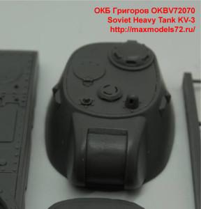 OKBV72070   Soviet Heavy Tank KV-3 (attach2 34294)