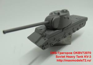 OKBV72070   Soviet Heavy Tank KV-3 (attach4 34294)