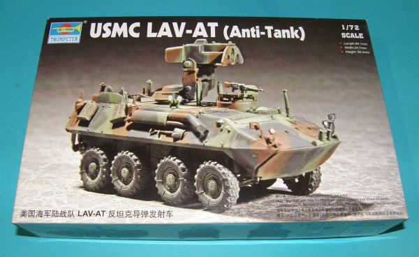 Trumpeter07271   USMC LAV-AT (thumb30932)