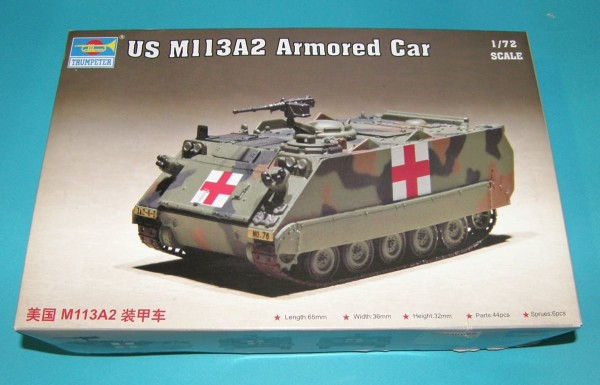 Trumpeter07239   US M113a2 Armored Car (thumb30934)