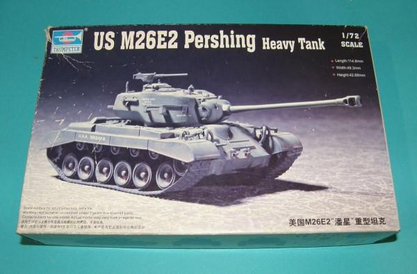 Trumpeter07299   US M26E2 Pershing Heavy Tank (thumb30944)