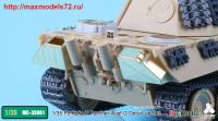 TetraME-35061   1/35 Pz.Kpfw.V Panther Ausf.G Detail-up Set for ACADEMY (attach9 39003)