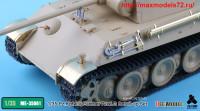 TetraME-35061   1/35 Pz.Kpfw.V Panther Ausf.G Detail-up Set for ACADEMY (attach4 39003)