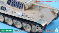 TetraME-35061   1/35 Pz.Kpfw.V Panther Ausf.G Detail-up Set for ACADEMY (attach7 39003)