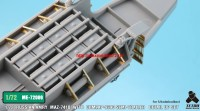 TetraME-72009   1/72 Russian MAZ-7410 w/ChMZAP-9990 Semi-Trailer  for Modelcollect (attach7 32230)