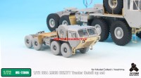 TetraME-72006   1/72 USA M983 HEMTT Tractor Detail up set for Model Collect / Aoshima (attach8 32199)