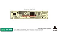 TetraME-72006   1/72 USA M983 HEMTT Tractor Detail up set for Model Collect / Aoshima (attach9 32199)