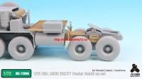 TetraME-72006   1/72 USA M983 HEMTT Tractor Detail up set for Model Collect / Aoshima (attach2 32199)