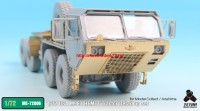 TetraME-72006   1/72 USA M983 HEMTT Tractor Detail up set for Model Collect / Aoshima (attach4 32199)