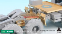 TetraME-72006   1/72 USA M983 HEMTT Tractor Detail up set for Model Collect / Aoshima (attach6 32199)